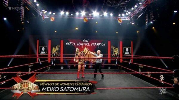 Meiko Satomura NXT UK