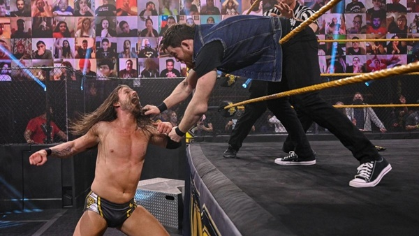 Adam Cole and Kyle O'Reilly flourishing in NXT