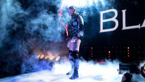 Aleister Black WWE Tommy End