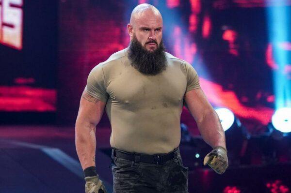 Braun Strowman released