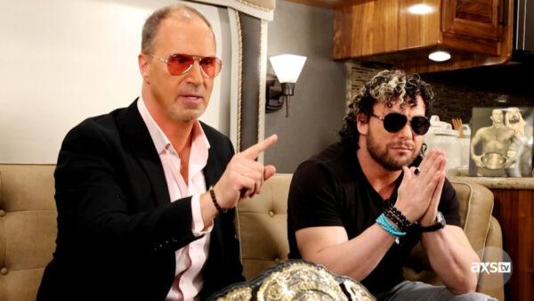 Don Callis fired Kenny Omega IMPACT Wrestling