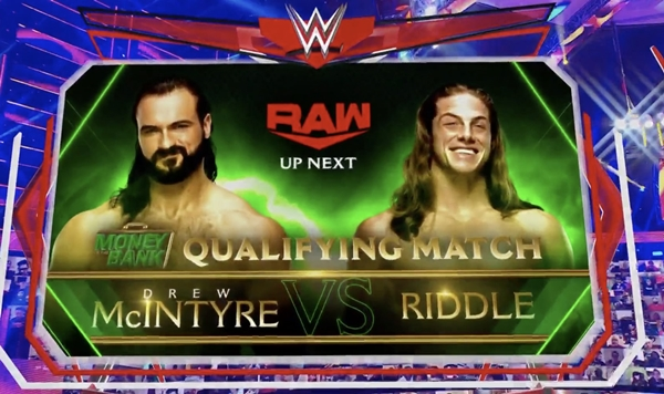 Raw boosted by Money In The Bank qualifiers
