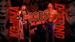 Joe Doering vs Satoshi Kojima at IMPACT Against All Odds