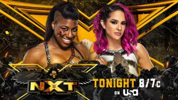 Ember Moon vs Dakota Kai WWE NXT results