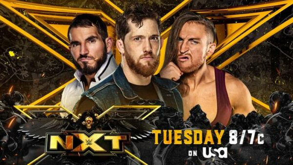 Gargano vs O'Reilly vs Dunne WWE NXT Results