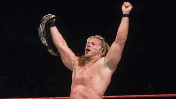 Chris Jericho vs Triple H