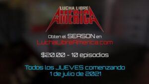 Lucha Libre America