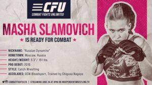Masha Slamovich Profile CFU