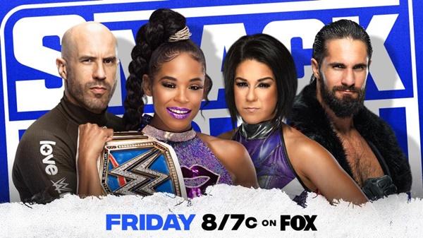 SmackDown Mixed Tag