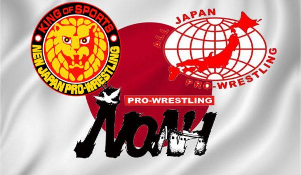 NJPW AJPW NOAH Legacy show