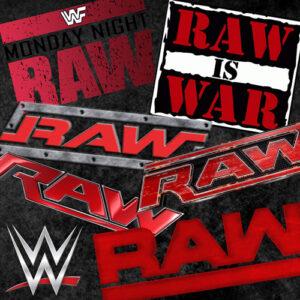 Raw logos