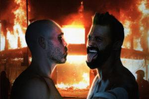 Nick Gage vs Matt Cardona OFFICIAL