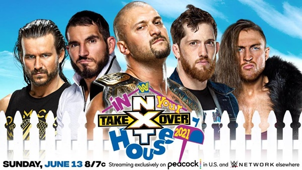 NXT TakeOver In Your House results main event