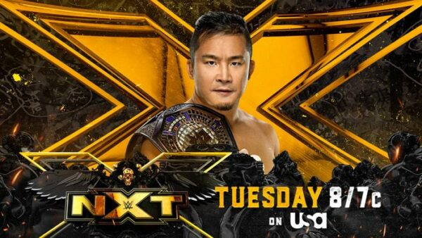 WWE NXT results KUSHIDA