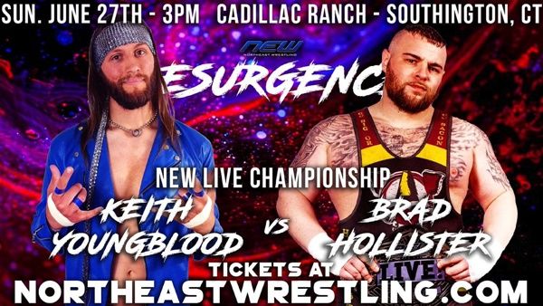 Keith Youngblood vs Brad Hollister