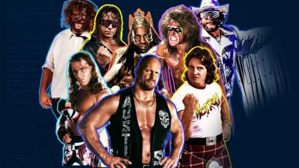 A&E Biography WWE Legends