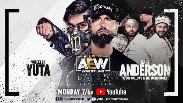 AEW Dark Elevation 6/28/21