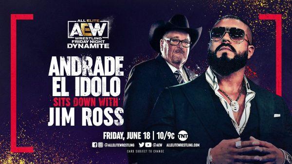 AEW Dynamite 6/18/21