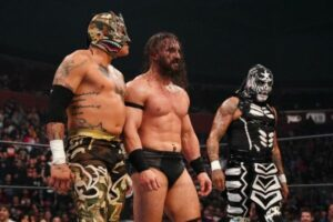 Death Triangle AEW Trios Championship
