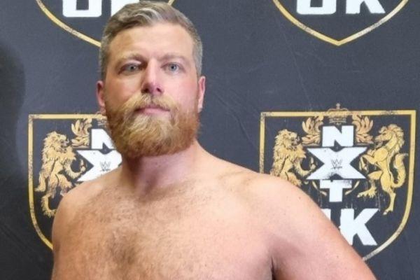 Andy Wild NXT UK