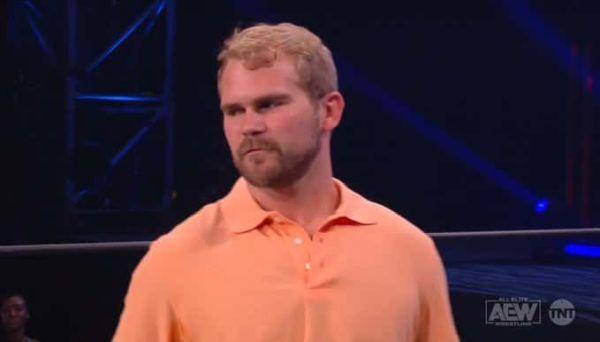 Brock Anderson AEW