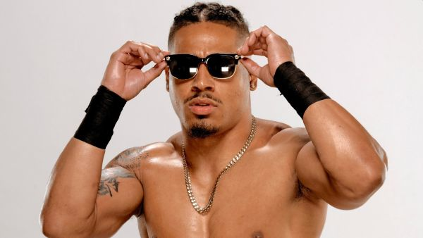 Carmelo Hayes Christian Casanova WWE NXT