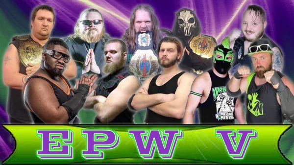 Empire Pro Wrestling EPW V