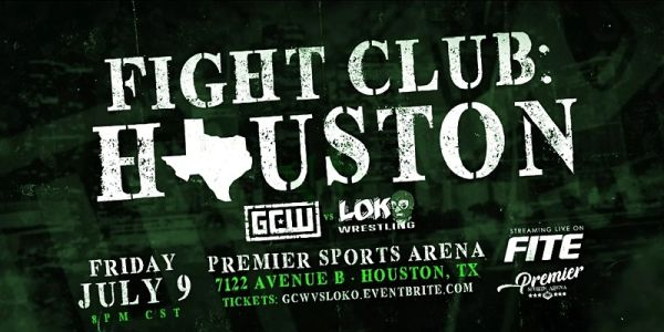 Fight Club Houston GCW vs Loko Wrestling