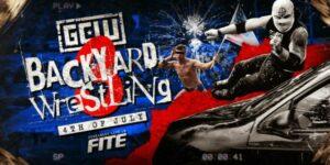 GCW Backyard Wrestling 3