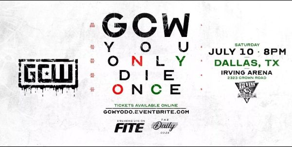 GCW You Only Die Once