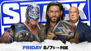 Hell in a Cell Rey Mysterio Roman Reigns