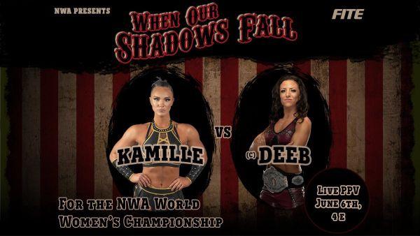 Kamille Serena Deeb NWA When Our Shadows Fall