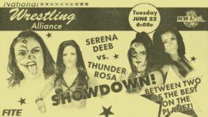 NWA Powerrr 6/22/21