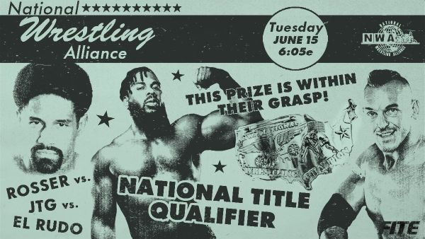 NWA Powerrr 6/15/21