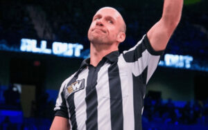 Interview with AEW referee Bryce Remsburg