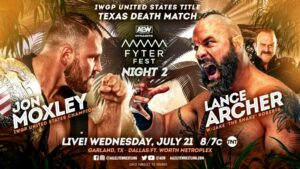 Jon Moxley vs Lance Archer AEW Fyter Fest Results