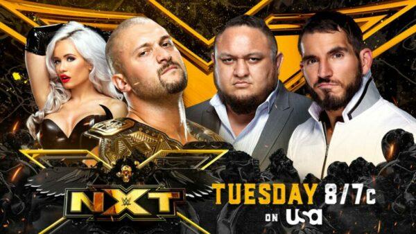 Karrion Kross vs Johnny Gargano WWE NXT card WWE NXT results