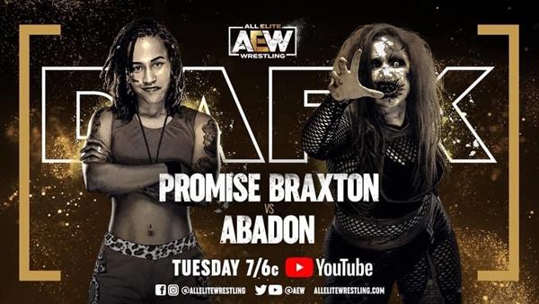 Promise Braxton vs Abadon Graphic