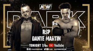 Rickey Shane Page vs Dante Martin