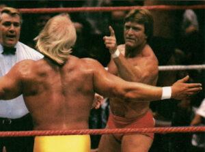 Paul Orndorff vs Hulk Hogan