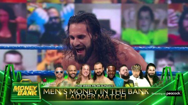 Seth Rollins Men's Money in the Bank