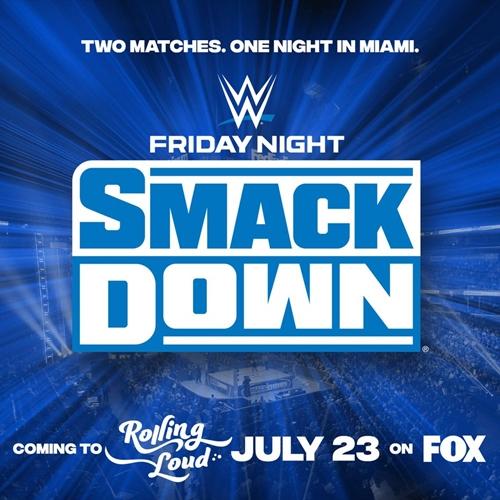 SmackDown Rolling Loud Advert