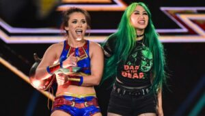 Shotzi Blackheart and Tegan Nox SmackDown Debut