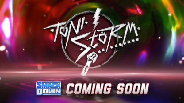 Toni Storm SmackDown