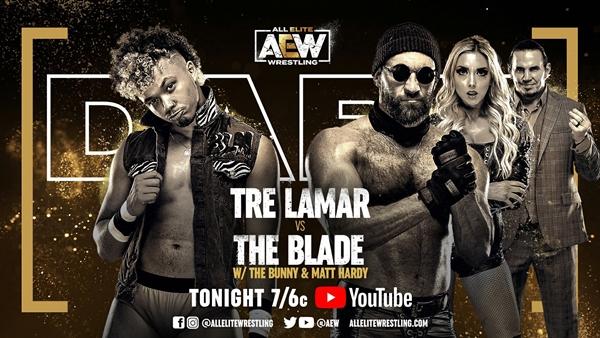 Tre LaMar vs Blade Graphic
