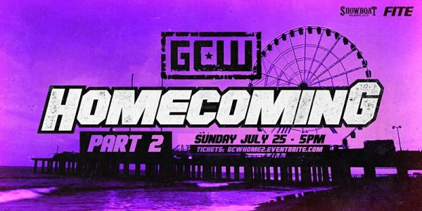 GCW Homecoming Part 2