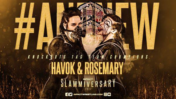 Havok and Rosemary