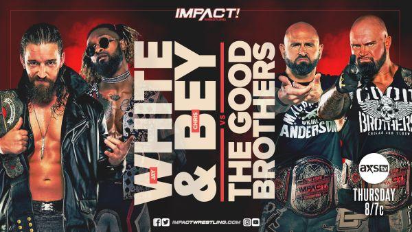 IMPACT Wrestling 7/29/21