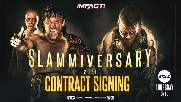 IMPACT Wrestling 7/8/21