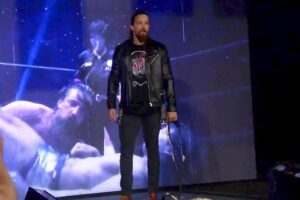 Jay White IMPACT Wrestling Slammiversary